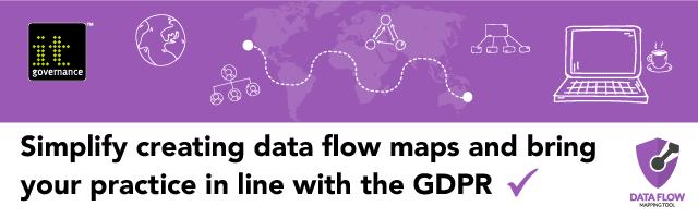 vsRisk data flow mapping tool