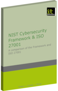 NIST Cybersecurity Framework and ISO 27001